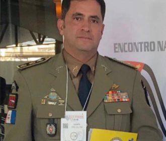 Comandante Liziário do BPRv pede exoneração em meio a embate judicial
