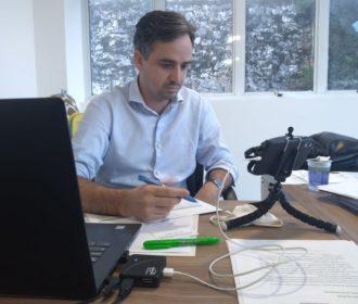 Vereador Joãozinho assume relatoria de PL que altera período do recesso parlamentar de 90 para 60 dias