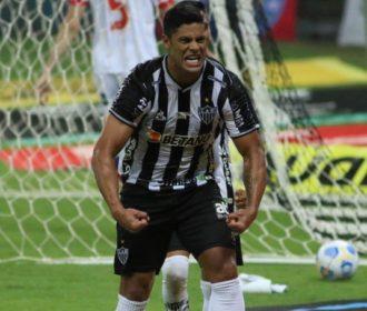 Copa do Brasil: Atlético-MG derrota o Bahia e sai na frente por vaga nas quartas de final