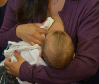 Ministério lança campanha de valorização do aleitamento materno