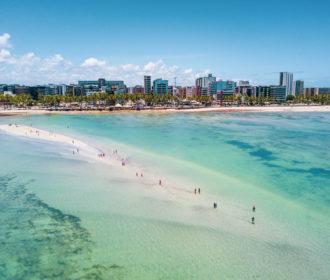 No ranking de praias mais procuradas do país, Alagoas oferece destinos além do sol e mar