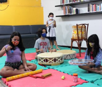 Sesc Alagoas abre inscrições para novas turmas do curso de musicalização infantil