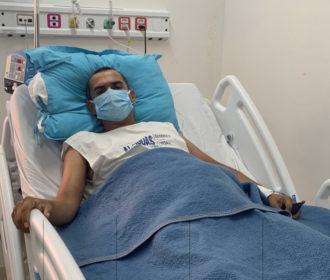 Alagoano viaja quase mil quilômetros para receber assistência no Hospital Regional da Mata