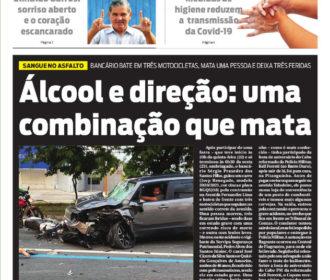 Álcool e direção: uma combinação que mata