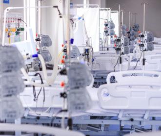 Ocupação de leitos de UTI cai para 35% em AL