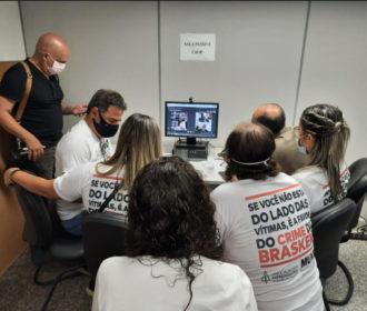 MPE recebe representantes de moradores do Pinheiro e se compromete em analisar reivindicações