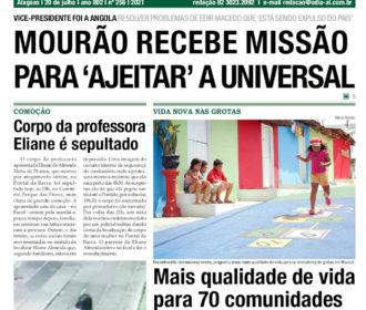 MOURÃO RECEBE MISSÃO PARA 'AJEITAR' A UNIVERSAL