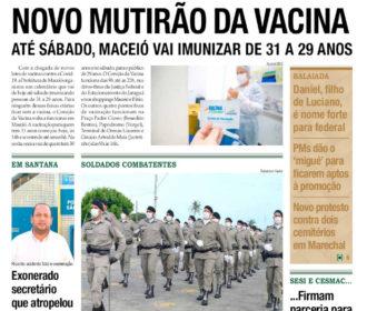 NOVO MUTIRÃO DA VACINA