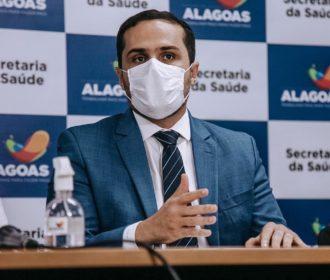 """""""Vitória do povo alagoano"""", diz Alexandre Ayres sobre redução da ocupação de leitos de UTI Covid-19"""