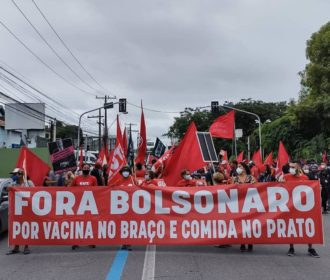 População retorna às ruas neste sábado em novo protesto contra Bolsonaro em Maceió