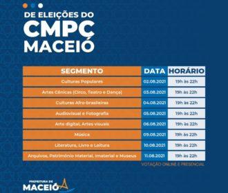 Confira a programação completa das eleições do Conselho Municipal de Políticas Culturais