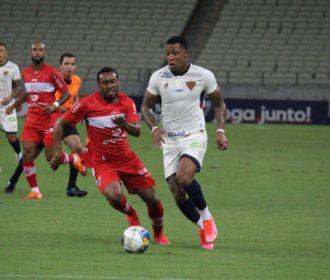 CRB enfrenta Fortaleza no Castelão em jogo de ida das oitavas da Copa do Brasil