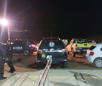 Operação prende nove pessoas por diversos crimes em Alagoas e Pernambuco