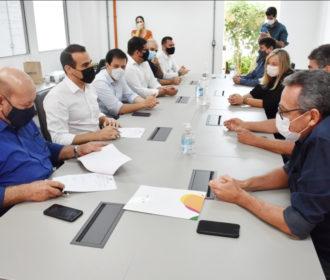 Senai reforça parceria com Secti e promove a inovação em Alagoas