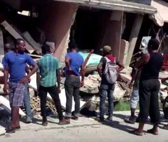 Terremoto no Haiti fez mais de 300 mortos