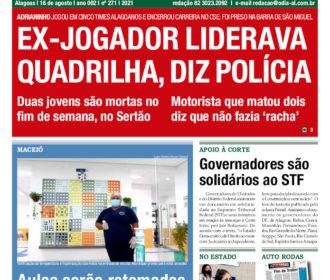 EX-JOGADOR LIDERAVA QUADRILHA, DIZ POLÍCIA