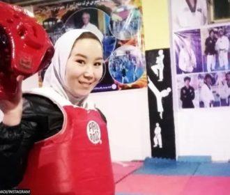 Atleta paralímpica do Afeganistão pede ajuda para chegar a Tóquio