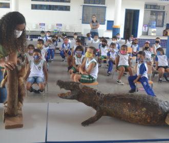 Parque nas Escolas: CMEI no Benedito Bentes é o primeiro a receber projeto