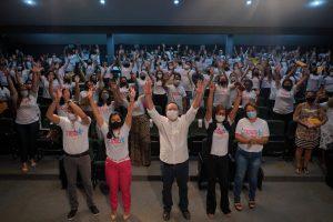 Gestores escolares de Arapiraca promovem metas para aprendizagem no município