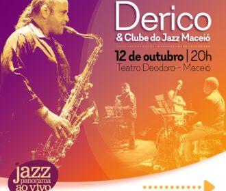 Jazz Panorama ao Vivo volta aos palcos de Maceió em edição especial