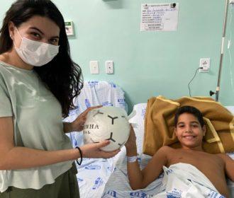 Campanha da Brinquedoteca do HE do Agreste distribui alegria e carinho entre crianças