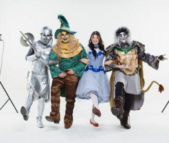 O Mágico de Oz será apresentado no dia 17 de outubro no Teatro Deodoro