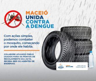 Boletim traz novo aumento dos casos de dengue e Saúde intensifica ações