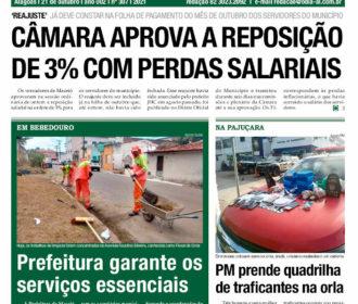 CÂMARA APROVA A REPOSIÇÃO DE 3% COM PERDAS SALARIAIS