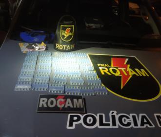 Polícia prende homem e apreende mais de 300 comprimidos de Rohypnol em Maceió