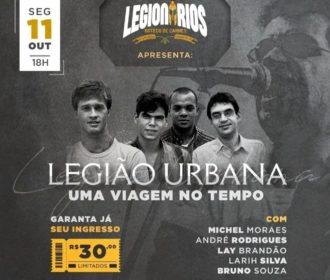 Restaurante promove tributo à Legião Urbana, em Maceió