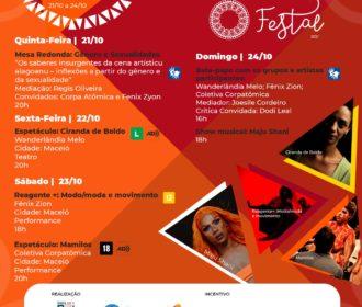 Gênero e Sexualidade são os temas da 4ª Gira do Festal 2021