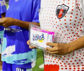 Copa Rainha Marta tem início no Rei Pelé em noite especial para o futebol feminino