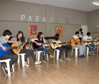Matrículas abertas: Escola de Artes de Arapiraca retoma atividades presenciais