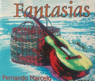 As fantasias iluminadas de Fernando Marcelo