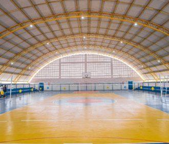 Arapiraca investe em ginásios poliesportivos para desenvolvimento do esporte regional