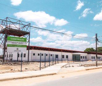 Obras da UPA Arapiraca atingem 90% dos serviços executados; Governo prevê entrega ainda este ano