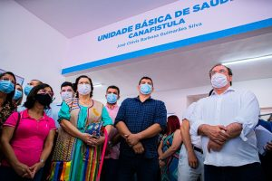 Prefeitura de Arapiraca entrega Unidade de Saúde para atender mais de 12 mil pessoas