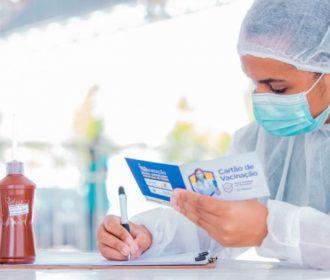 Ação leva vacinação contra a Covid-19 ao Casarão do CRB nesta terça